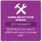 Hammer/Wrench Tools -- Learn about your disease. Get the basics. Read about your type of arthritis and ways to manage pain.
